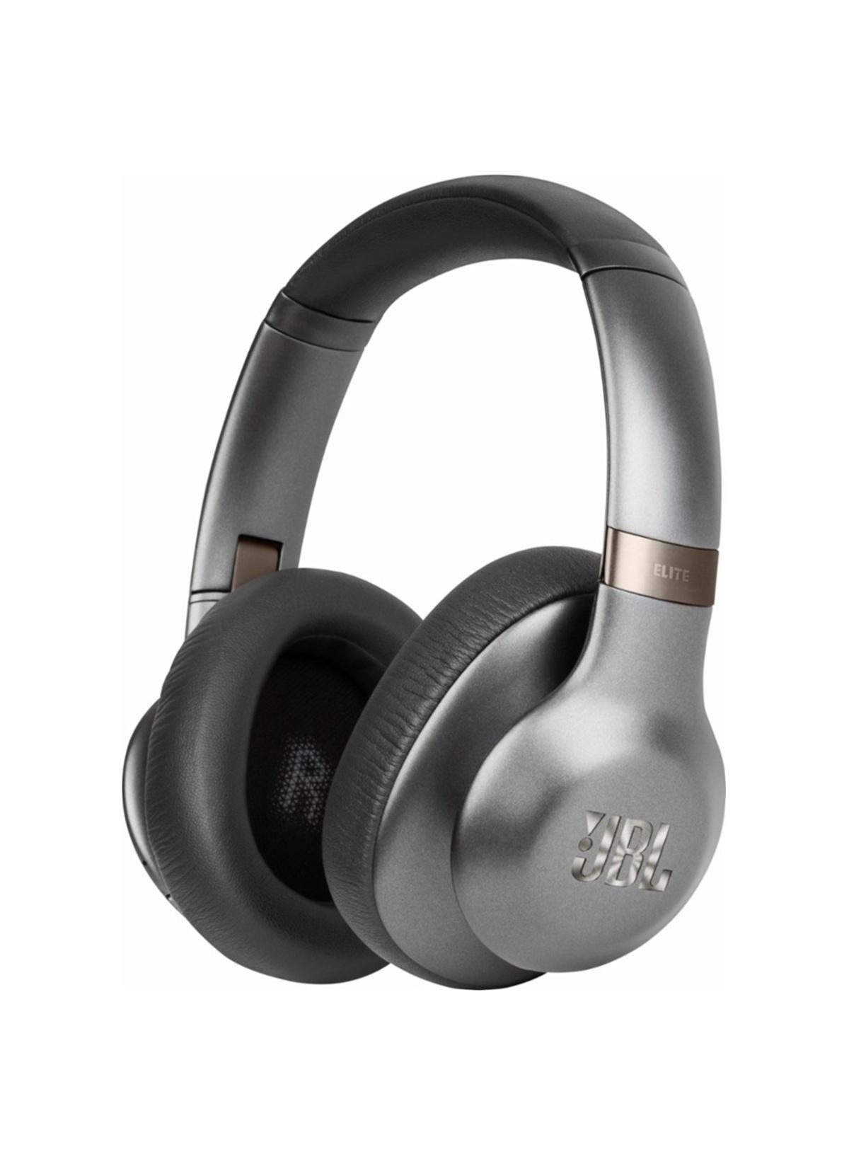 Standart JBL 750NC Koyu Gri Wireless Bluetooth Mikrofonlu Kulak Üstü Kulaklık